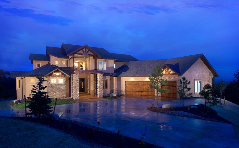 custom homes in colorado springs tiffany homes